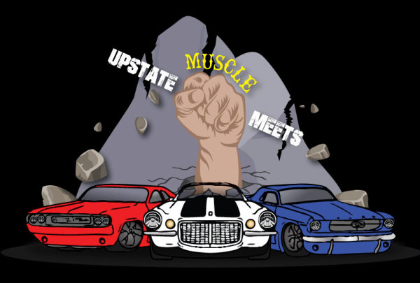 Upstate Muscle Meets